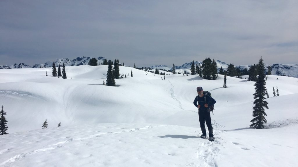 Flower Ridge, Hiking, Salomon, Chris Istace, hiking pant