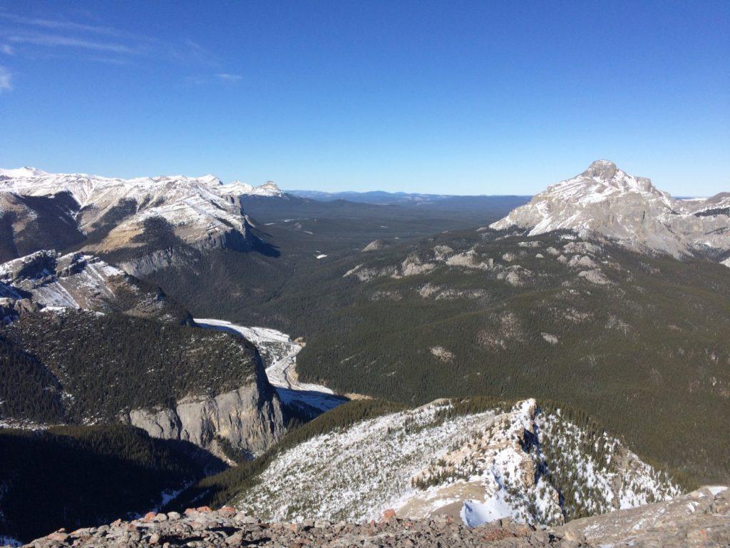 Scrambling Phantom Crag Ghost River Black Rock Mountain