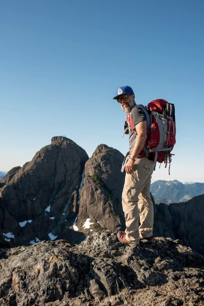 Vancouver Island Mt Arrowsmith Taking Risk in Adventure Sports