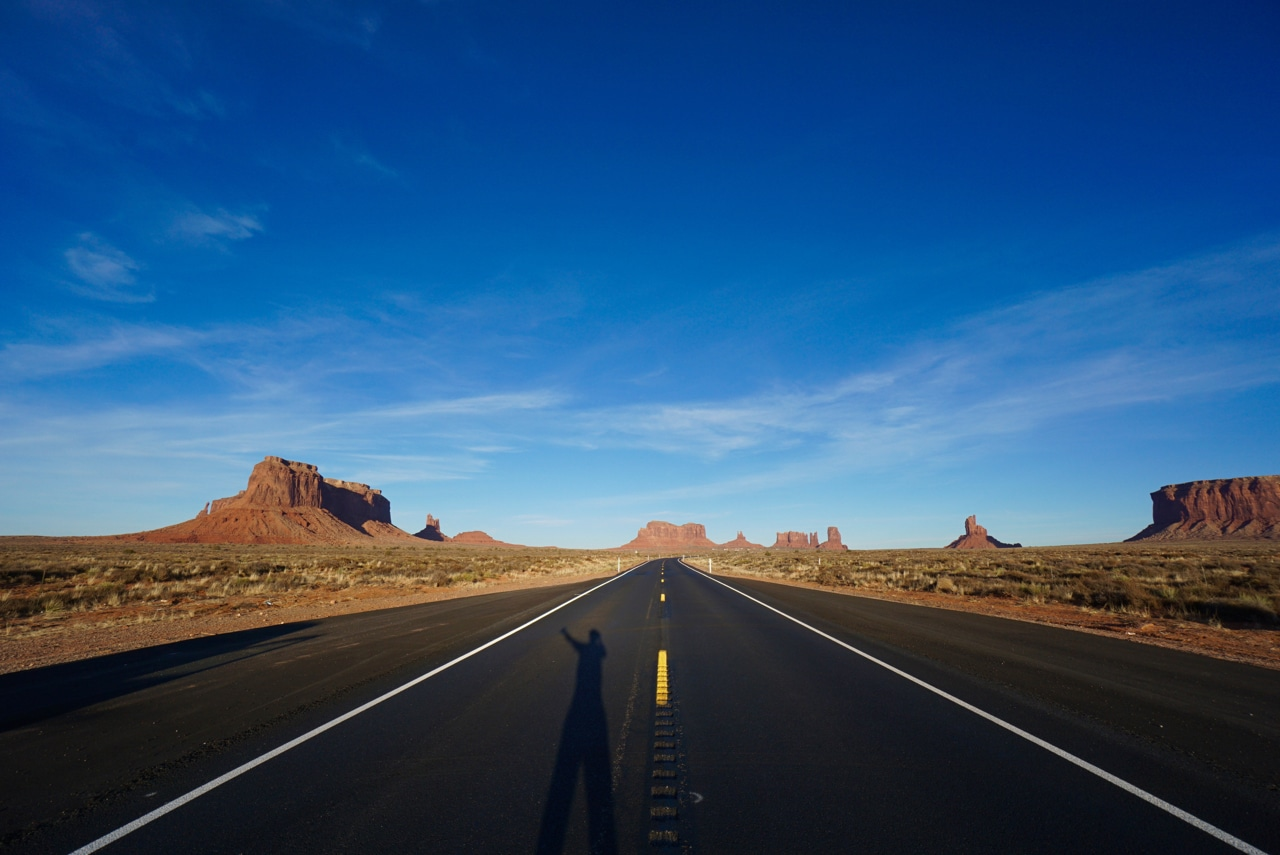 Chris Istace Arizona Monument Valley Affordable Ultimate Western National Parks Road Trip
