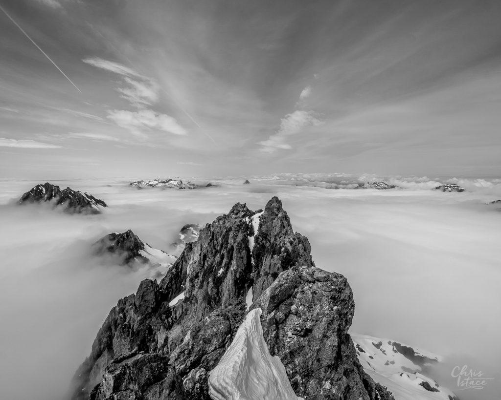Vancouver Island Triple Peak