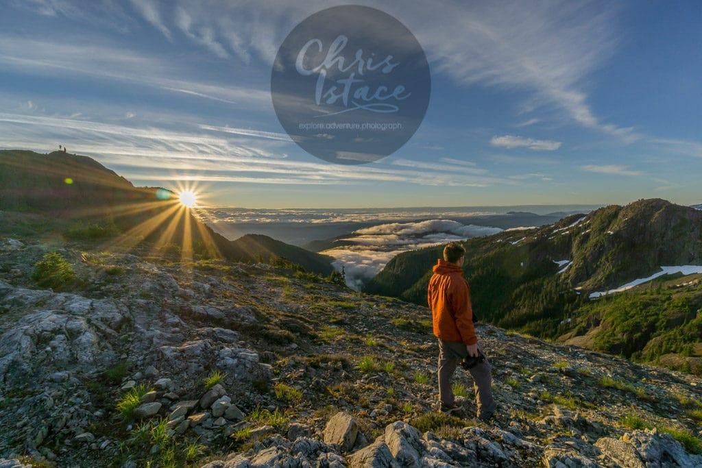 Mt Cokley Saddle Sunrise Port Alberni Mount Arrowsmith are you living life to the fullest