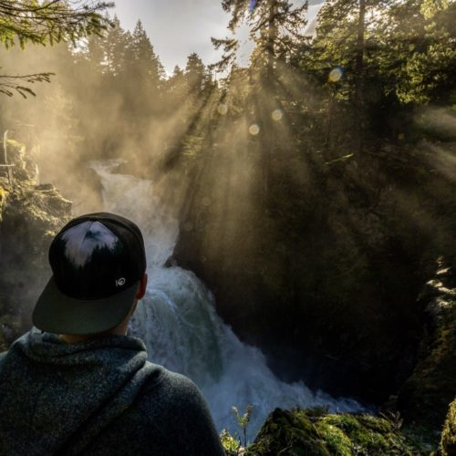 Chris Istace - Chris Istace_Vancouver Island_Little Qualicum Falls_Life Over Money