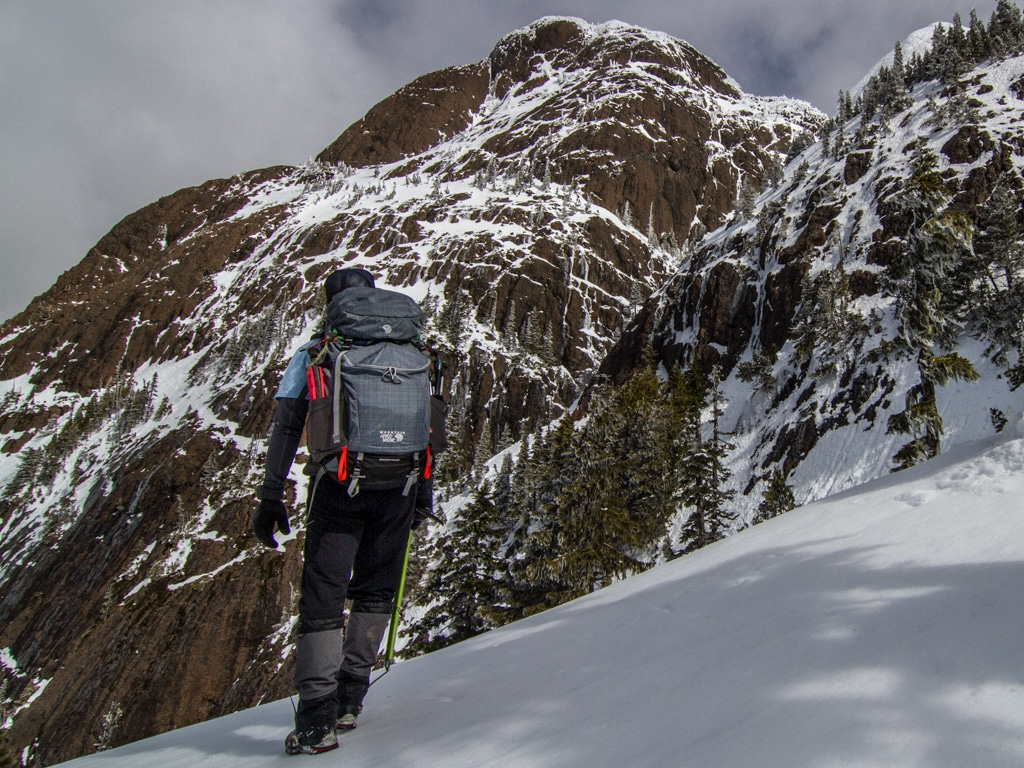 Gear Review : Mountain Hardwear Ozonic 70 Outdry Backpack