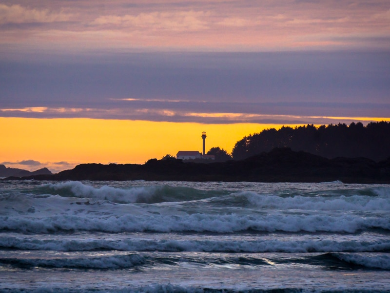 Cox Bay, Vancouver Island, Tofino Road Trip