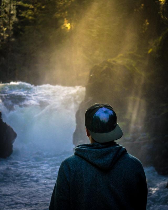 Little Qualicum Falls, Vancouver Island, Tofino Road Trip