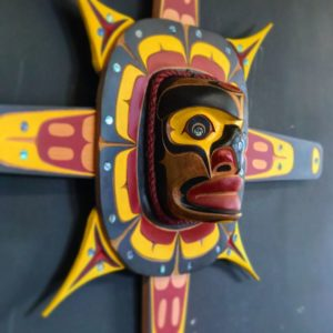 First Nations Carver, Vancouver Island, Campbell River