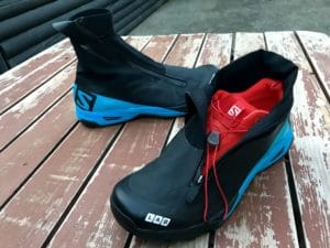 Salomon S/Lab Xa Alpine Chris Istace