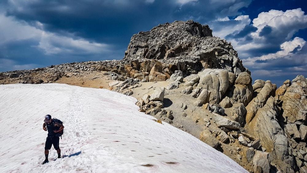 Salomon S/Lab Xa Alpine Chris Istace Mount Conness