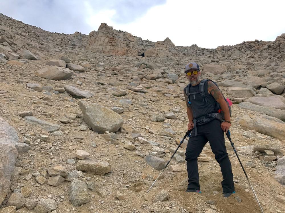 Salomon S/Lab Xa Alpine Chris Istace Mount Russell