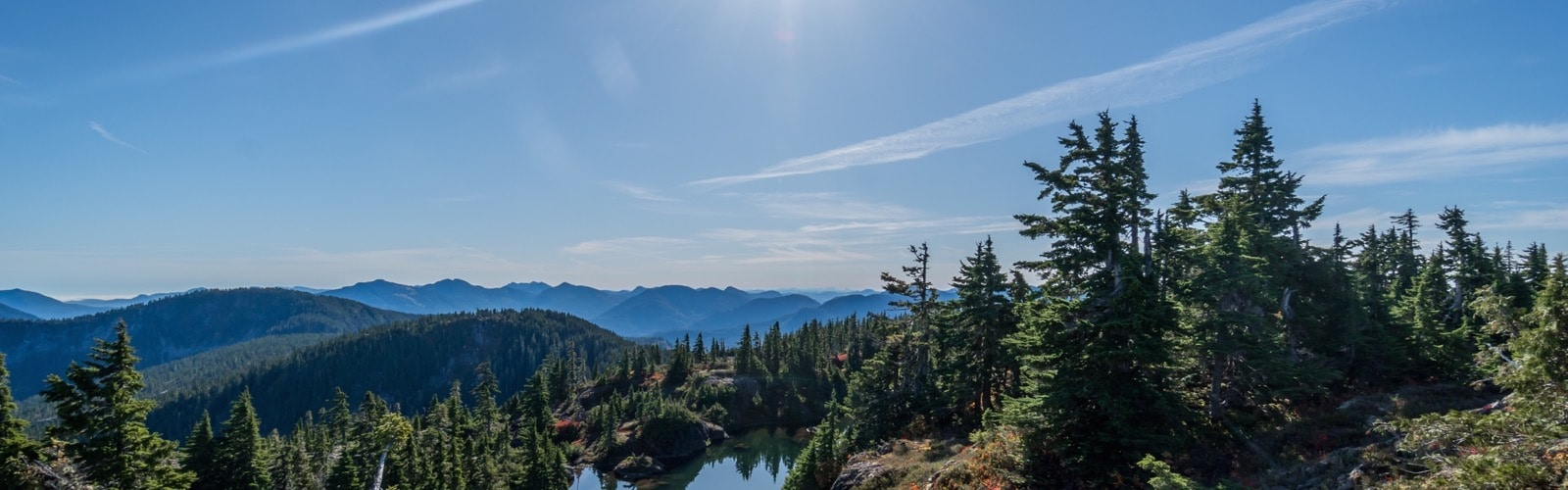 Minna Ridge : A Vancouver Island Day Hike