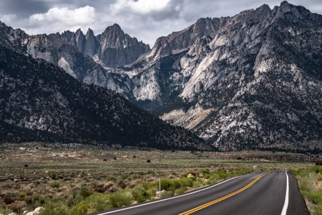 Eastern Sierra California Chris Istace