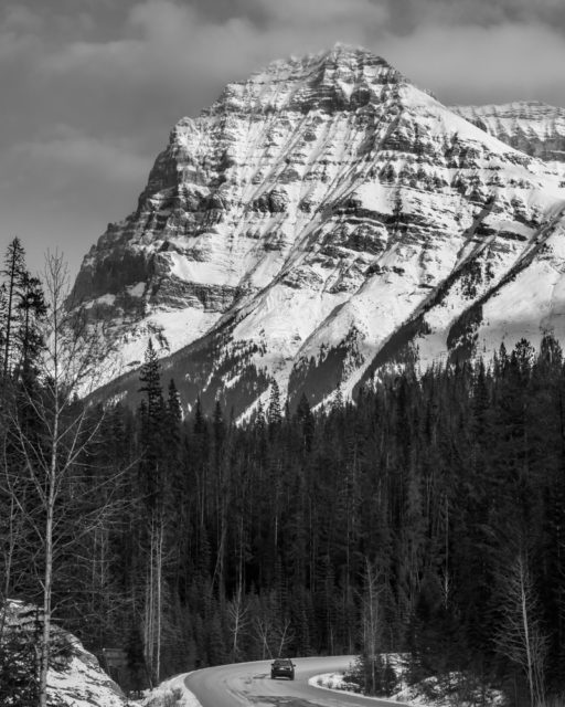 2017 Photo Essay Yoho National Park Mount Stephen Chris Istace