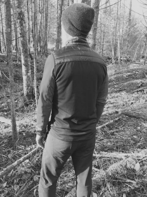Chris Istace Smartwool Corbet 120 Vest