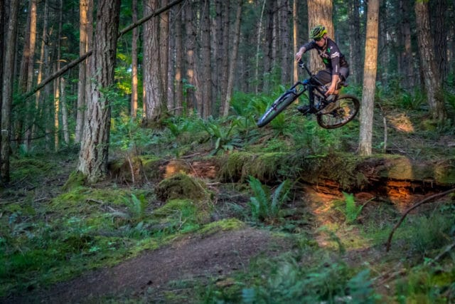 2017 Photo Essay Chris Istace Vancouver Island Mountain Biking Mount Tzouhalem