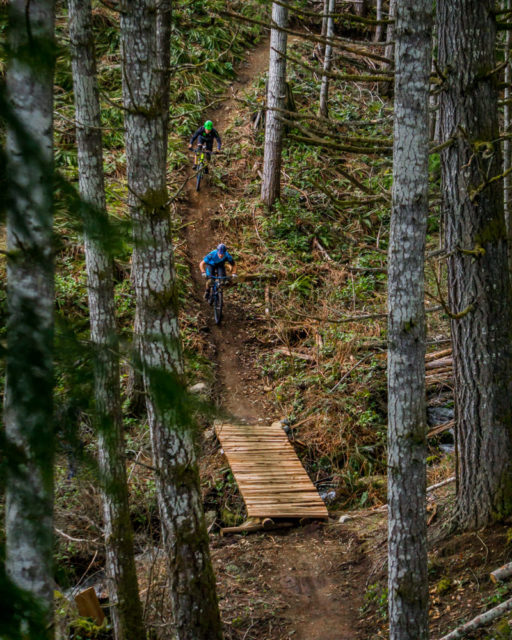 2017 Photo Essay Chris Istace Vancouver Island Mountain Biking Nanaimo