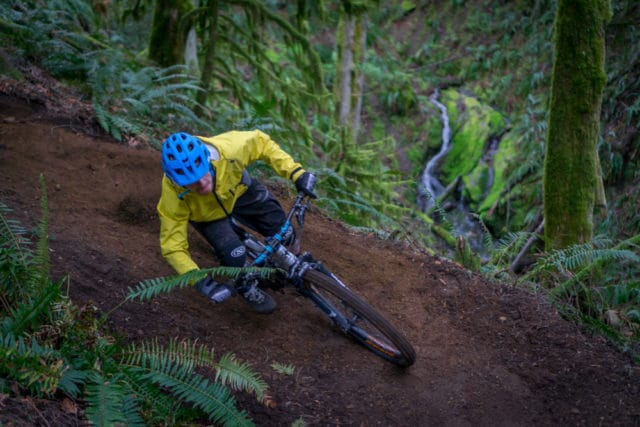 Washington Bellingham Sudden Valley Mountain Biking