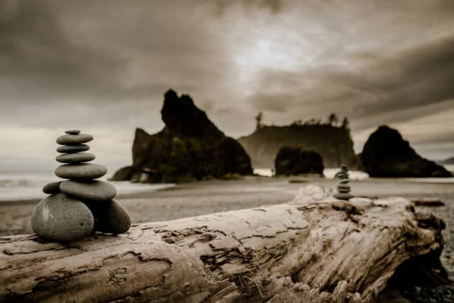 Olympic Peninsula Chris Istace Ruby Beach