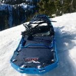 Gear Review MSR Lightning Ascent Snowshoes Chris Istace