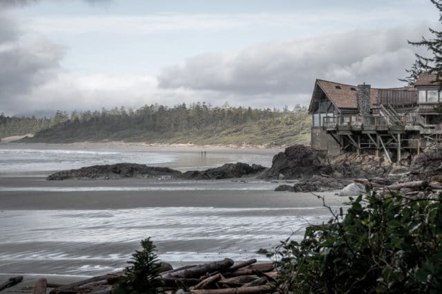 Vancouver Island Tofino Ucluelet Pacific Rim National Park Reserve Kwisitis Visitor Centre
