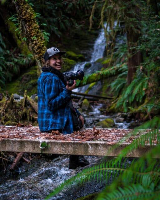 Chris Istace Vancouver Island Port Alberni Day Hikes