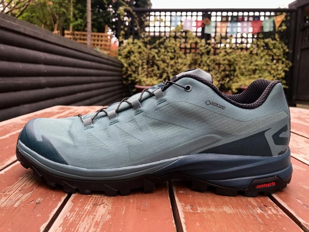Gear Review : Salomon Outpath GTX Hiking Shoe | Mindful Explorer