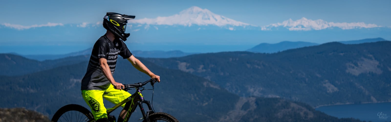 Trevor Thew – Putting Cowichan Valley Mountain Biking on the Map