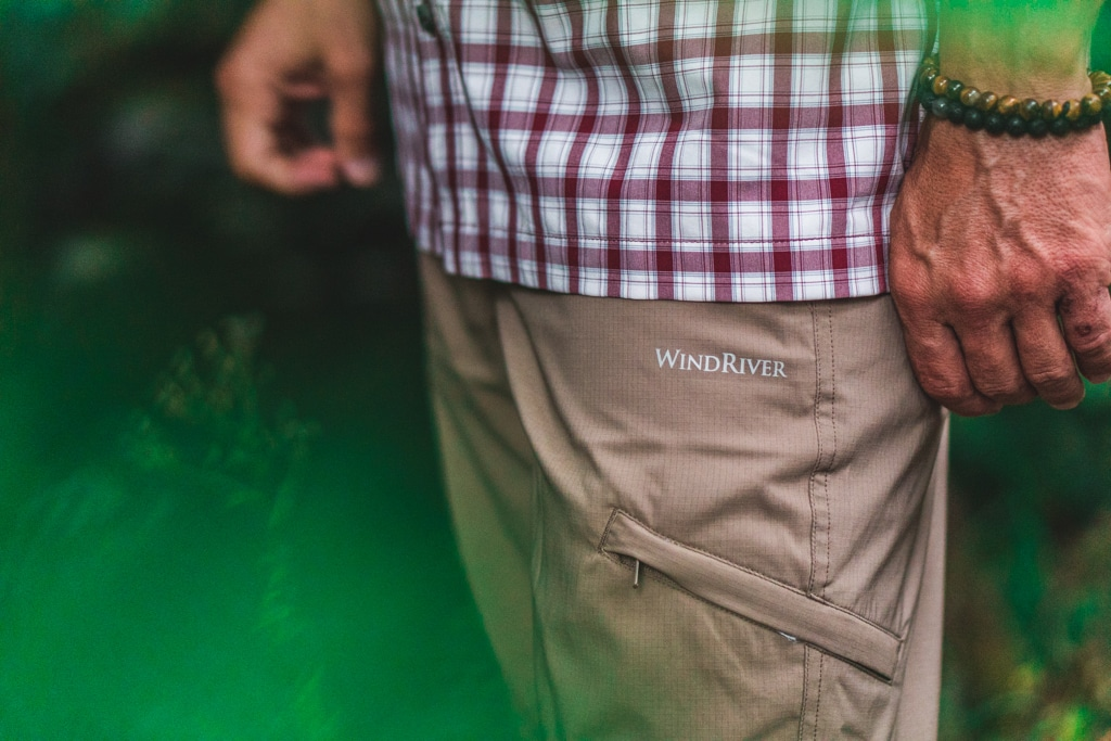 Gear Review Windriver No Fly Zone Shirt And Pants