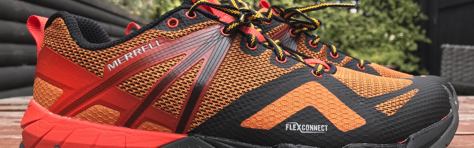 Gear Review : Merrell MQM Flex Trail Shoes