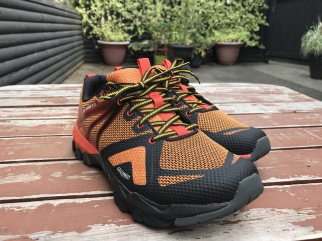 Merrell MQM Flex gear review Chris Istace Mindful Explorer