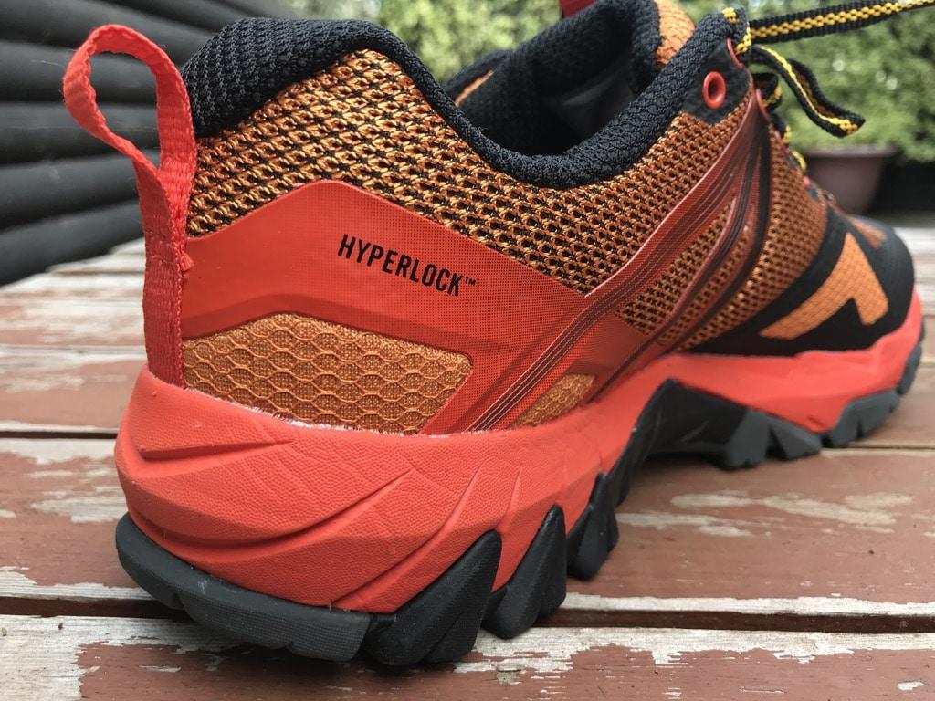 merrell shoes hyperlock engineering