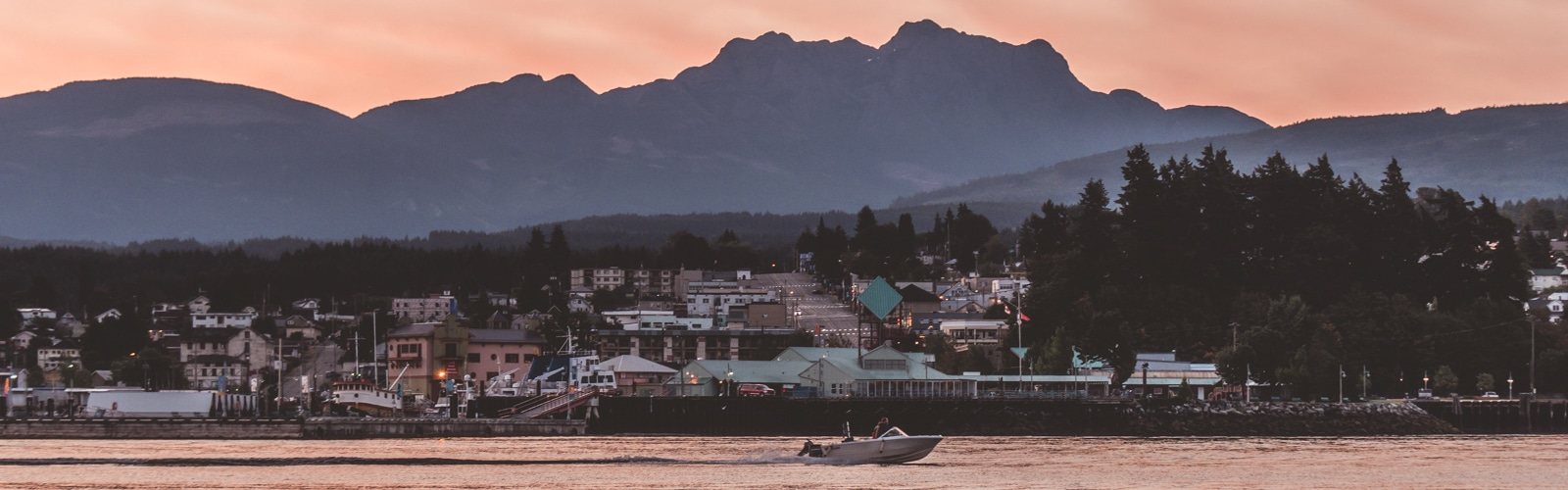 Port Alberni Salmon Fishing Capital of BC