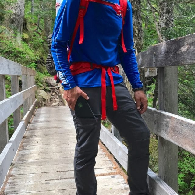 Helly Hansen Dromi Utility pant gear review Chris Istace Mindful Explorer