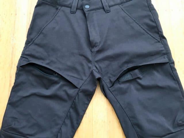 Helly Hansen Dromi Utility pant gear review Chris Istace Mindful Explorer