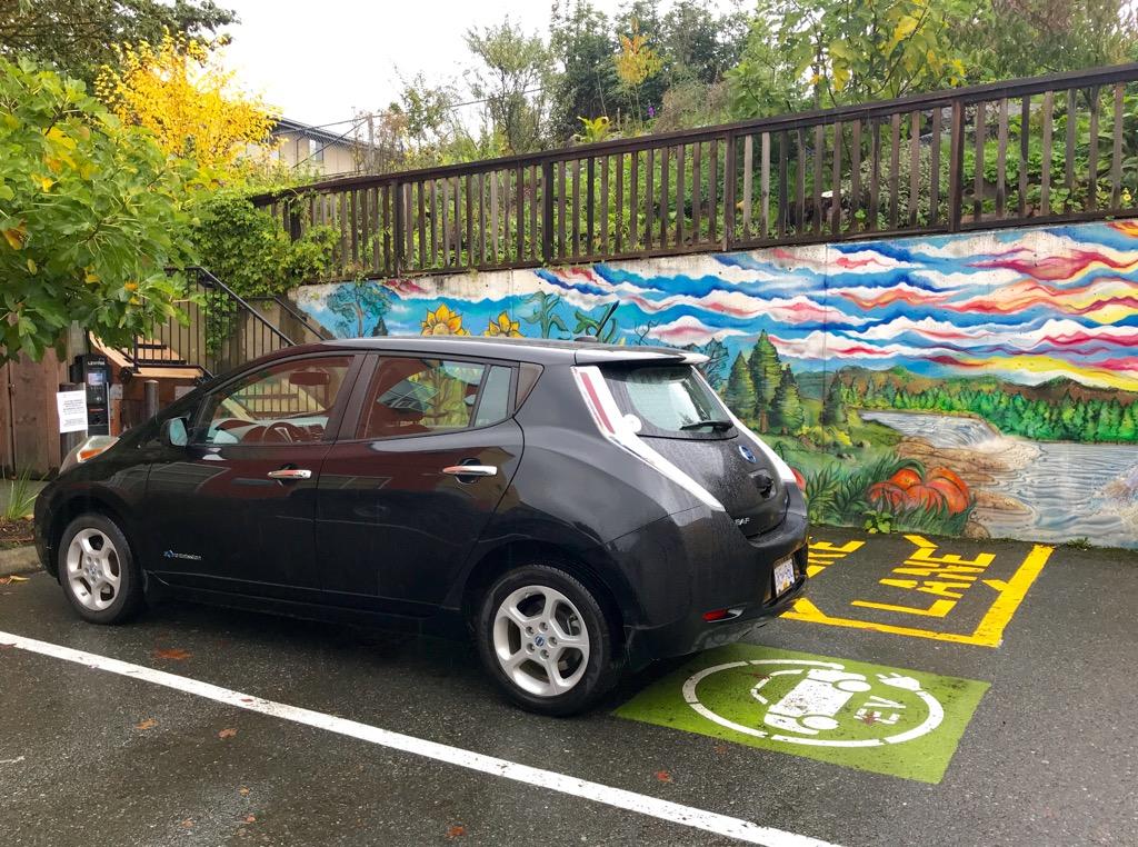 2017 Nissan Leaf Electric Car Chris Istace Mindful Explorer