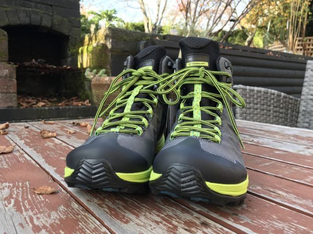 Gear Review Merrell Thermo Rogue Mid GTX Hiking boot Chris Istace