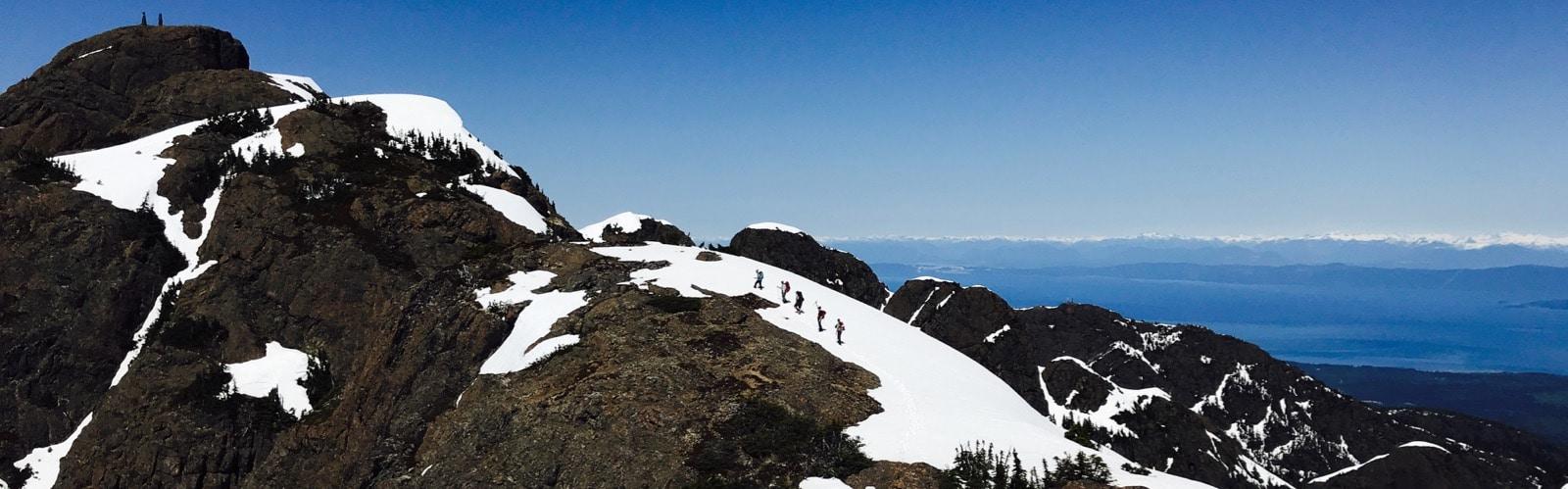 Mount Arrowsmith – A Coast Mountain Culture Story