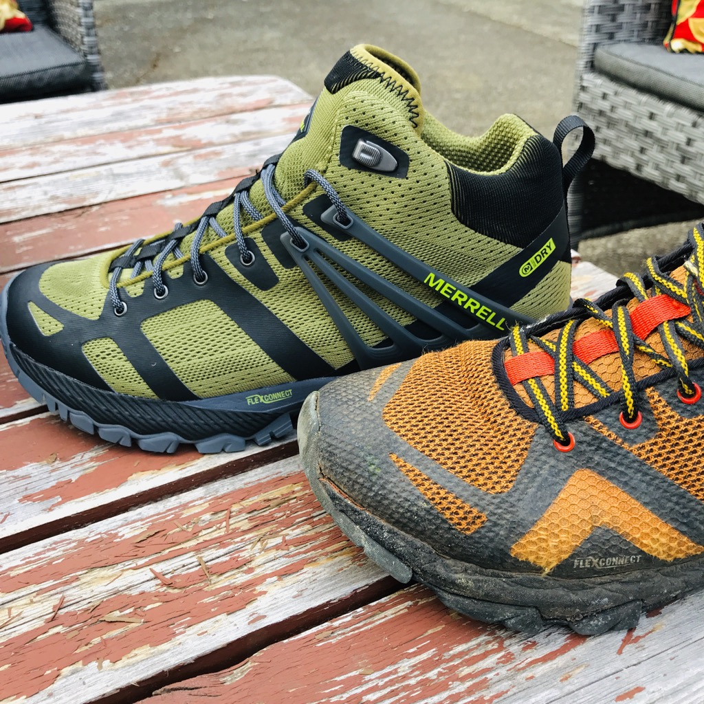 96e356cd Gear Review : Merrell MQM Ace Mid Hiking Shoe | Mindful Explorer