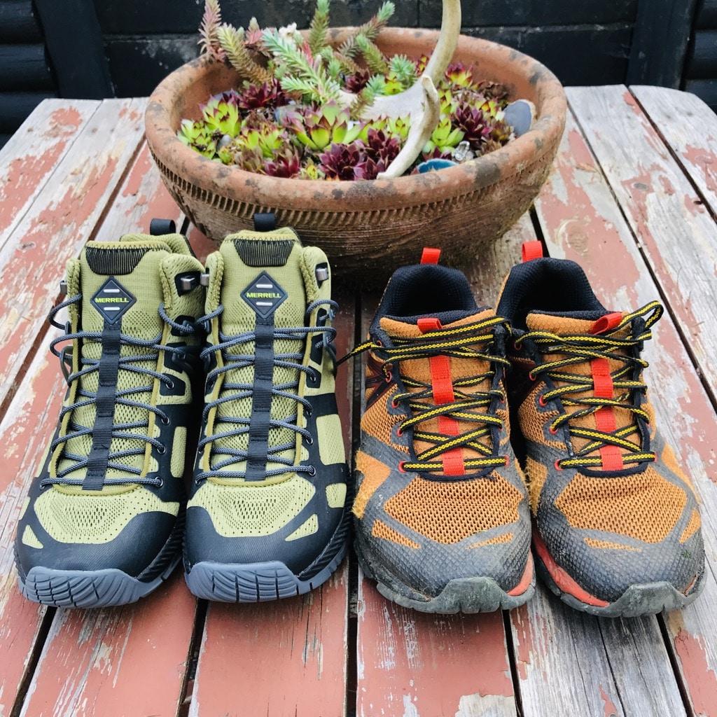 Merrell MQM Ace Mid Hiking Shoe