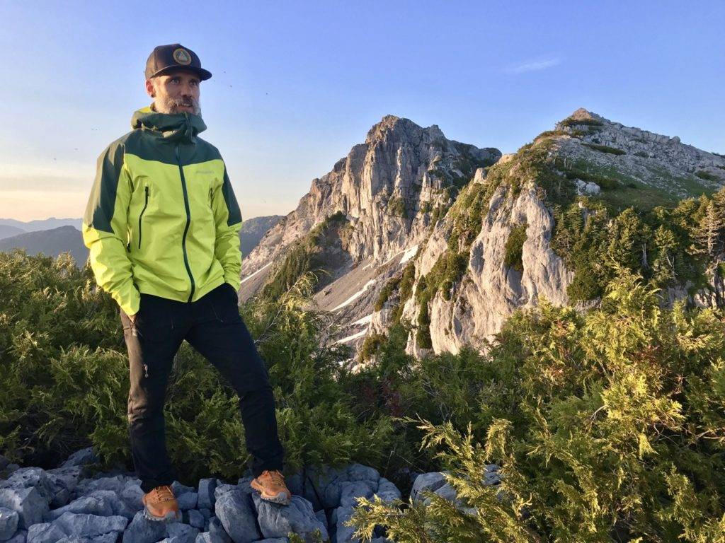 Gear Review Norrona Falketind Gore-tex Jacket Chris Istace