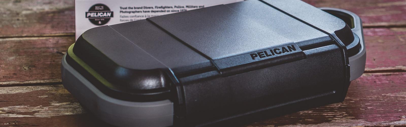 Gear Review : Pelican Go Case G40