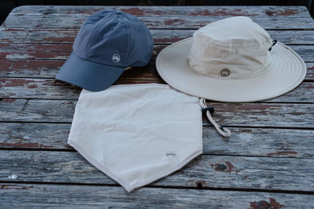 tick and mosquito repellent clothing hats No Fly Zone