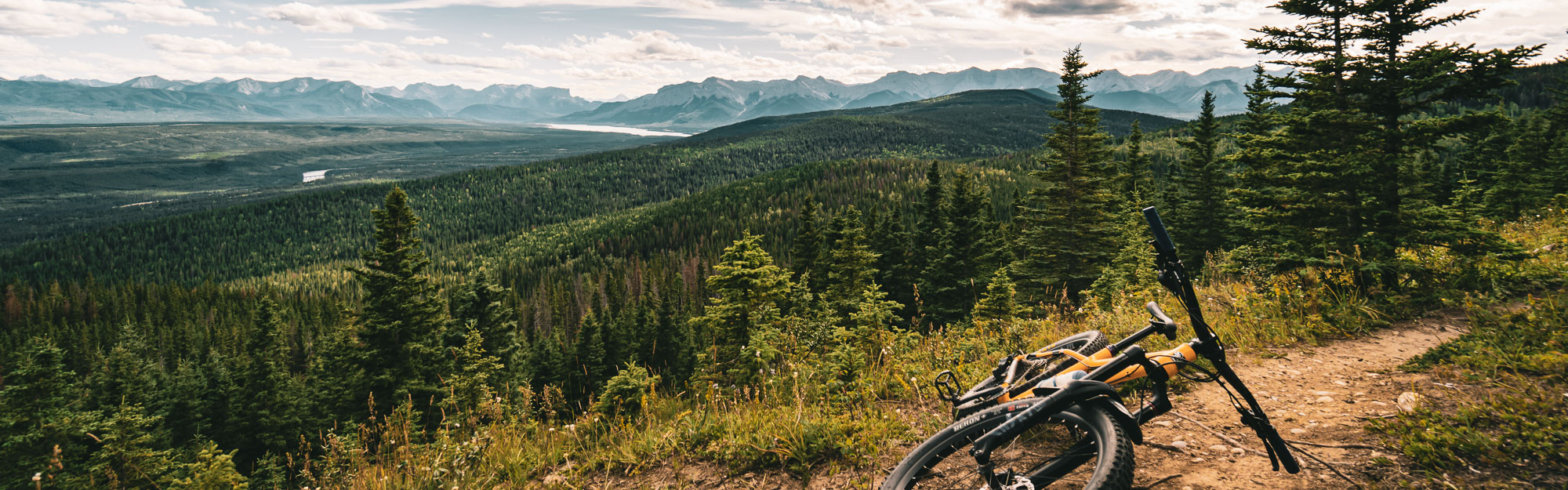 Hinton Mountain Biking – This Town is Doing it Right