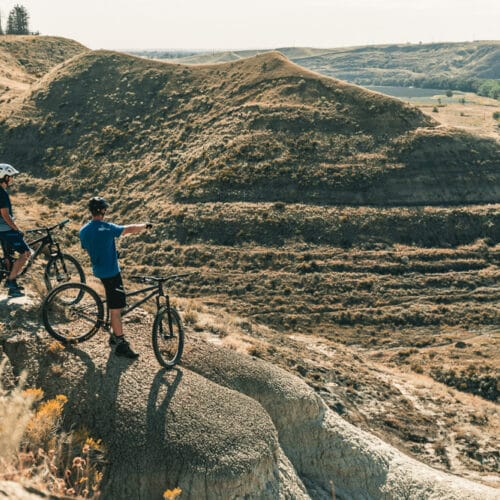 Medicine Hat Mountain Biking