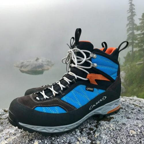 Gear Review Aku Tengu Lite Hiking Boot