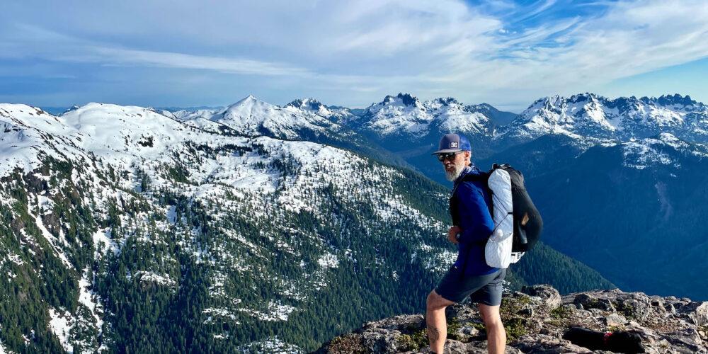 Lightweight backpacking gear list for 2021