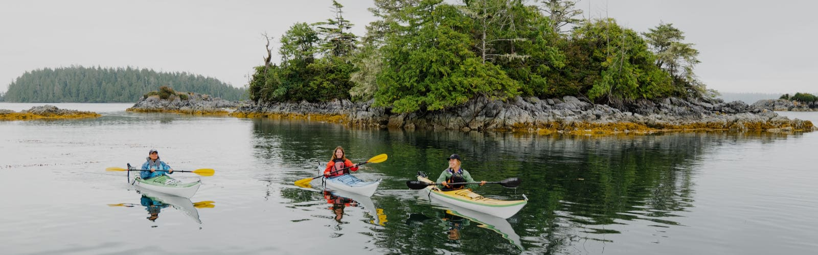 Return to Vancouver Island's Authentic Wild at Secret Beach